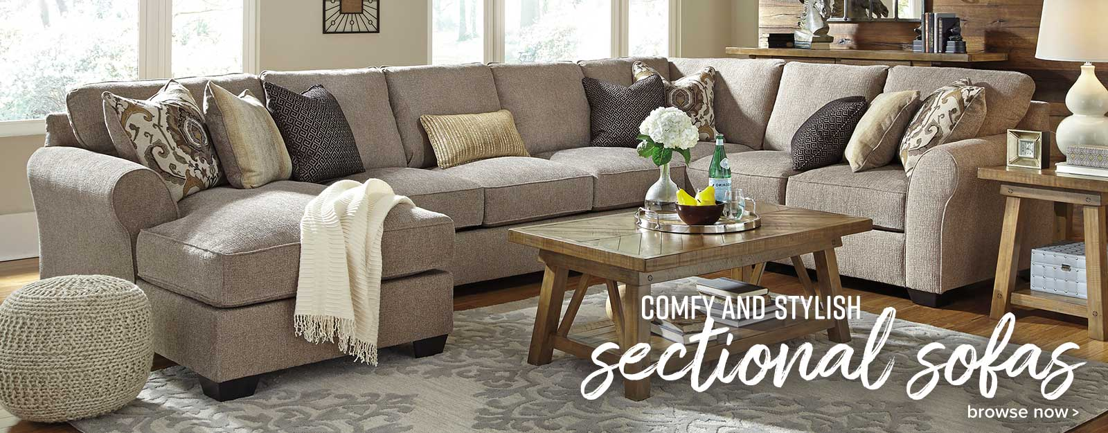 Cozy Sectionals