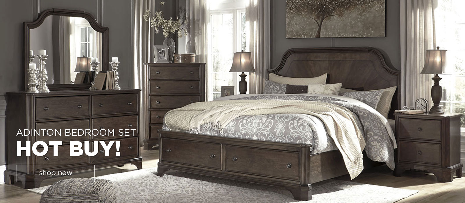Adinton Bedroom Set